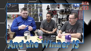 And the winner IS  Car Audio Talk Episode 153