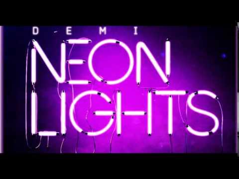 Demi Lovato - Neon Lights (Cole Plante with Myon & Shane 54 Remix) Vocal Part