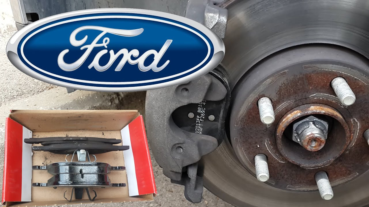 how to replace install ford focus mk iii front disc brakes. Black Bedroom Furniture Sets. Home Design Ideas