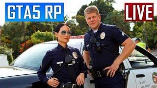 GTA5 RP : UNE NOUVELLE RECRUE DANS LA POLICE [SADOJ SCENARIO]