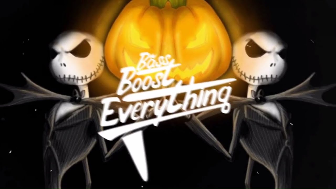 THIS IS HALLOWEEN (Remix) [Bass Boosted] - YouTube