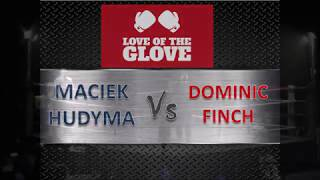 Love Of The Glove   Coventry 15th June   Fight 12   White Collar Boxing