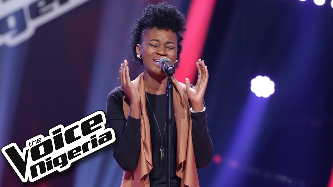 """Download Joy Ebiem sings """"One Naira"""" / Blind Auditions / The Voice Nigeria Season 2"""