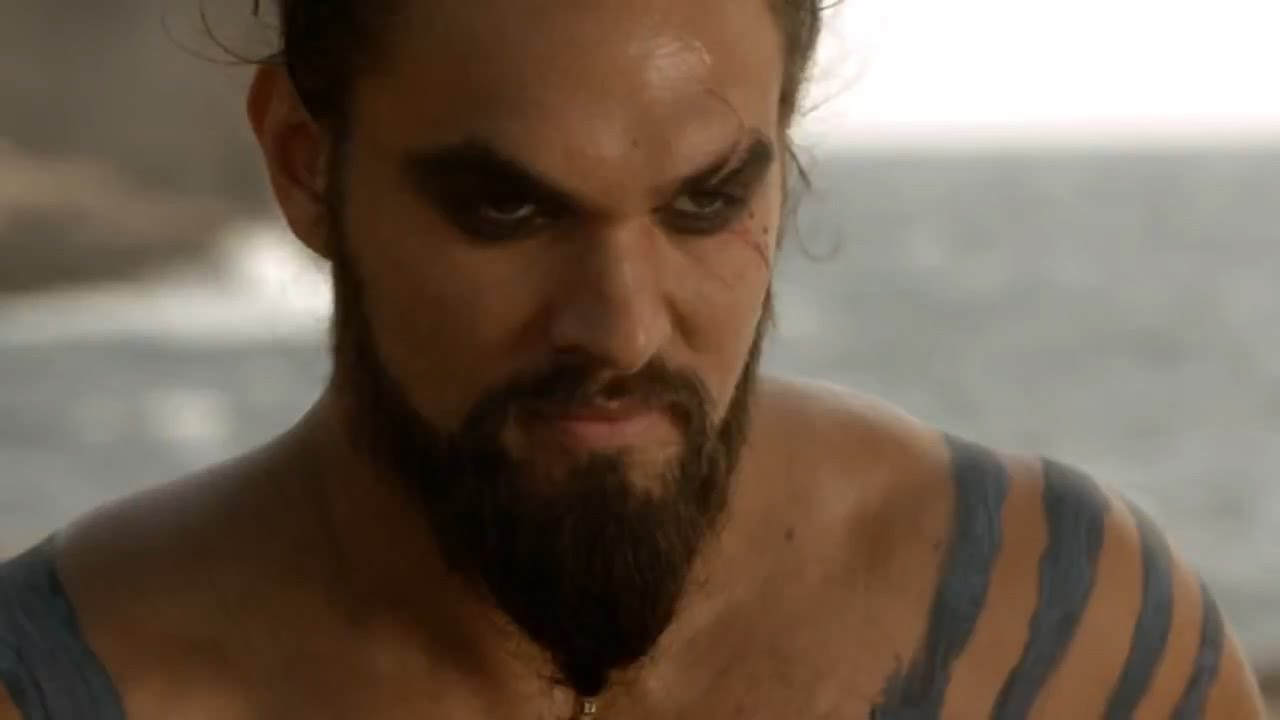 Image result for jason momoa game of thrones