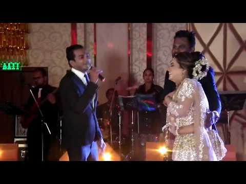 Best Wedding Surprise Shihan Mihiranga with Flash Music Band+94719985000 / +94714000849