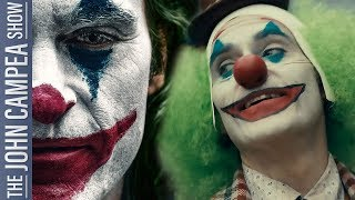 Joker Called A Masterpiece But Not By Everyone - The John Campea Show