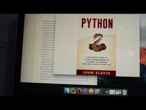 Teach Yourself Python (and Why Preppers Should learn to code Python
