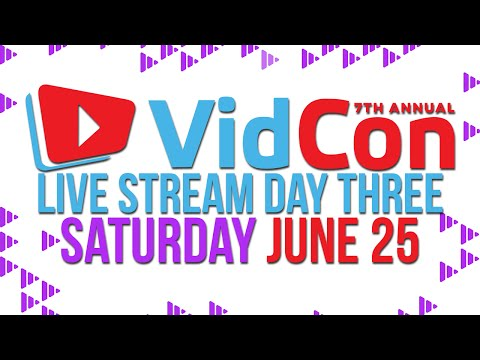 VidCon Live Day 3 Mp3