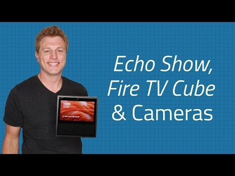 Echo Show & Fire TV Cube Camera Setup - See your cameras with Alexa