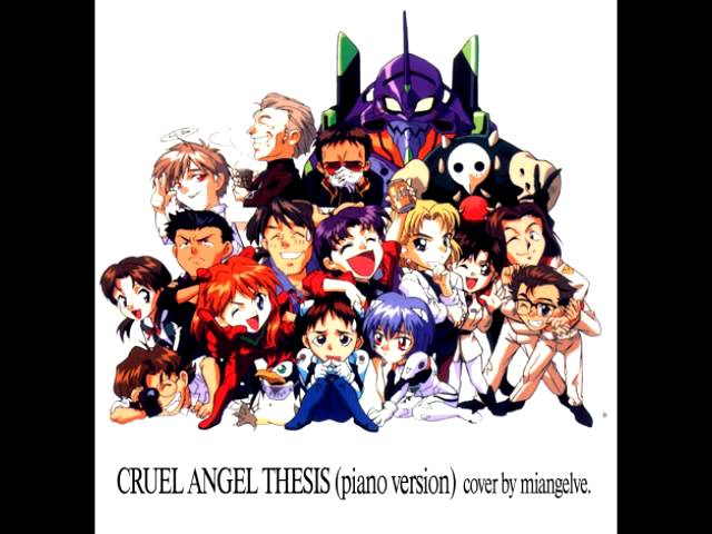 cruel angels thesis english cover Chords for 【neon genesis evangelion】 opening「cruel angel's thesis」(english cover by janie) [tyer] play along with guitar, ukulele, or piano with interactive chords and diagrams includes transpose, capo hints, changing speed and much more.