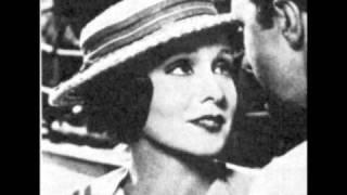Zarah Leander - Frag´ mich nicht, ob ich Dich liebe,1947