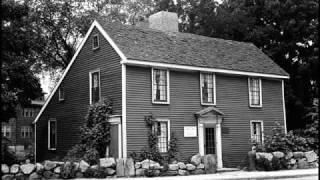 North American House Types: Saltbox Houses