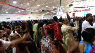 Auckland Gandhi hall Garba 2012 001.mp4