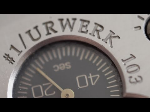 The Most Important Watch I've Ever Reviewed: URWERK 103 Prototype