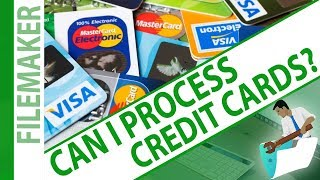 Can I Process Credit Cards? - Try FileMaker Video Series - FMTraining.TV - Video 16