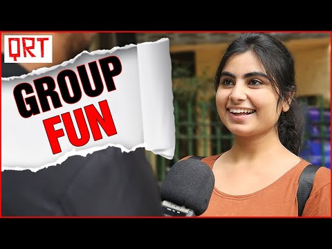 How To DATE 10 GIRLS at the Same Time ? | Best Trick | Delhi Girls Open Talk | Dating Tips | QRT from YouTube · Duration:  5 minutes 22 seconds