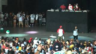 Jadakiss & Styles P - We Gonna Make It - Rock the Bells 2012 New Jersey Live