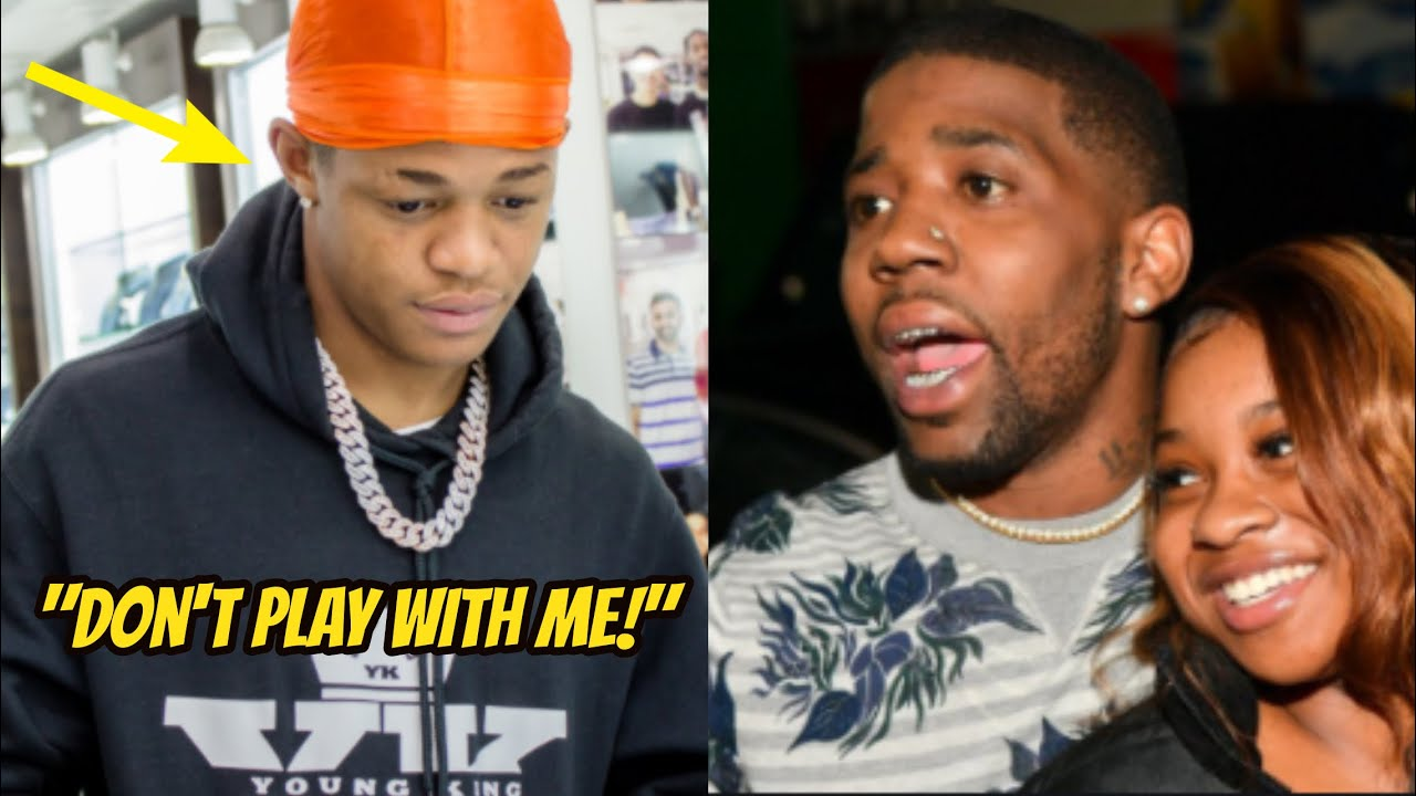 Yfn Lucci Gets at Yk Osiris For Trying To Get With Reginae! Hurricane Chris Responds To Killin Man