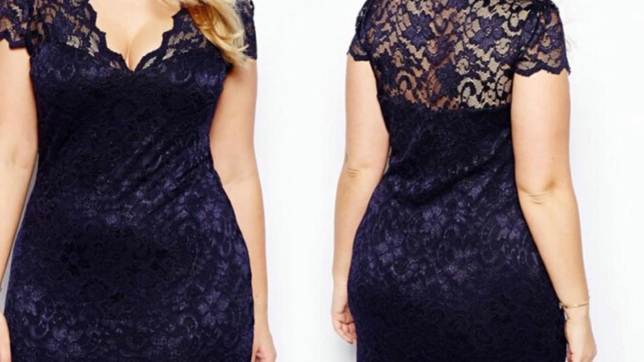 Dress overweight | dress overweight hourglass figure | overweight | dress  for wedding guest
