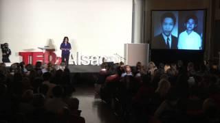 L'Amour qui réalise les rêves et qui ouvre les portes de la vie | Caroline Guyon | TEDxAlsaceSalon