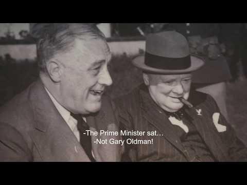Men In Blazers: Exploring Churchills War Rooms | Ep. 3