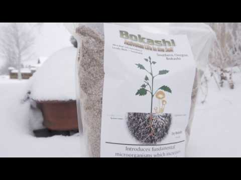 BOKASHI BY SOUTHERN OREGON BOKASHI | GREEN LEAF GARDEN CENTER! | GLGCTV