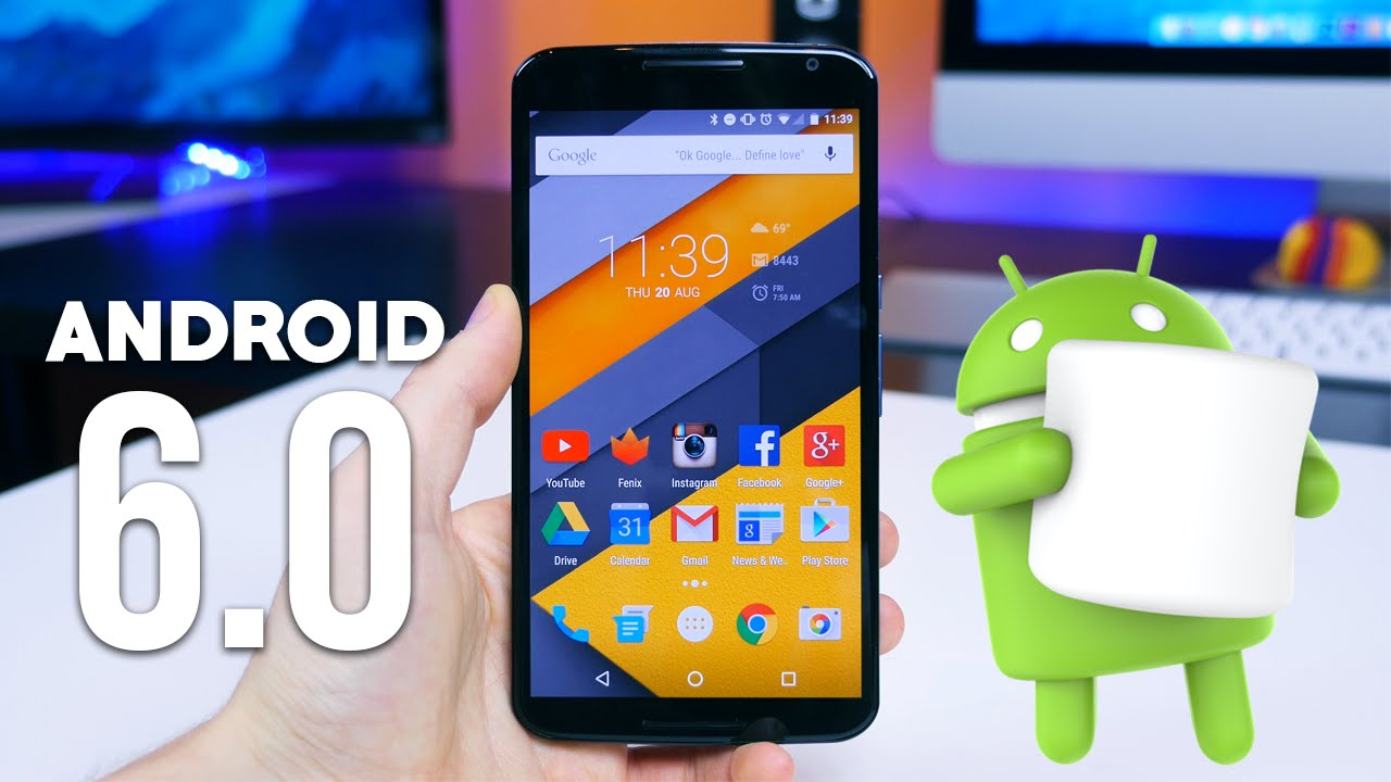 Android Marshmallow update trick