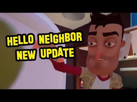 HELLO NEIGHBOR NEW UPDATE | Hello Neighbor Act 3