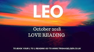 222 LEO TWIN FLAME/ ITS YOUR TIME. ** ** LOVE READING OCTOBER 2018.