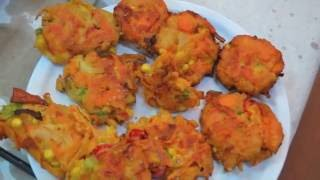 Cooking Class - Healthy Vegetable Fritters