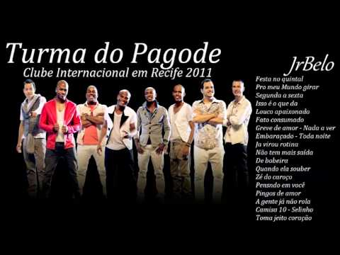 cd completo turma do pagode 2011