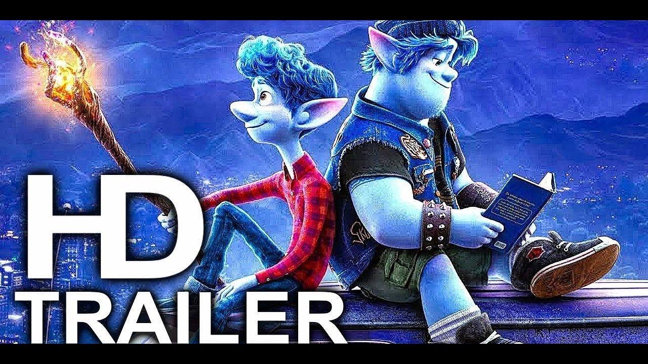 Onward Trailer Deutsch