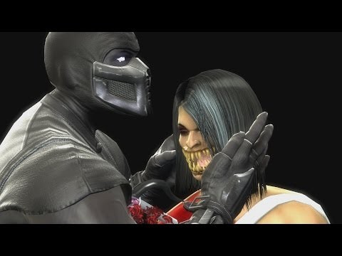 Mortal Kombat 9 Komplete Edition Noob Saibot All Fatalities/Fatality Swap *PC Mod* (1080p 60FPS)
