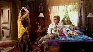 Танец Жади в коричневом с жёлтой вуалью (сериал