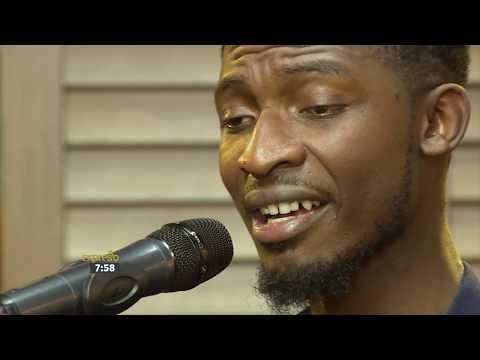Karabo Mogane performs 'Khakhathi'