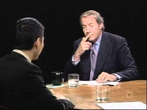 Charlie Rose interviews Shen Wei