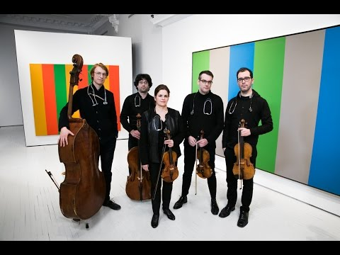 Richard Reed Parry et le Quatuor Molinari - Music for heart and breath