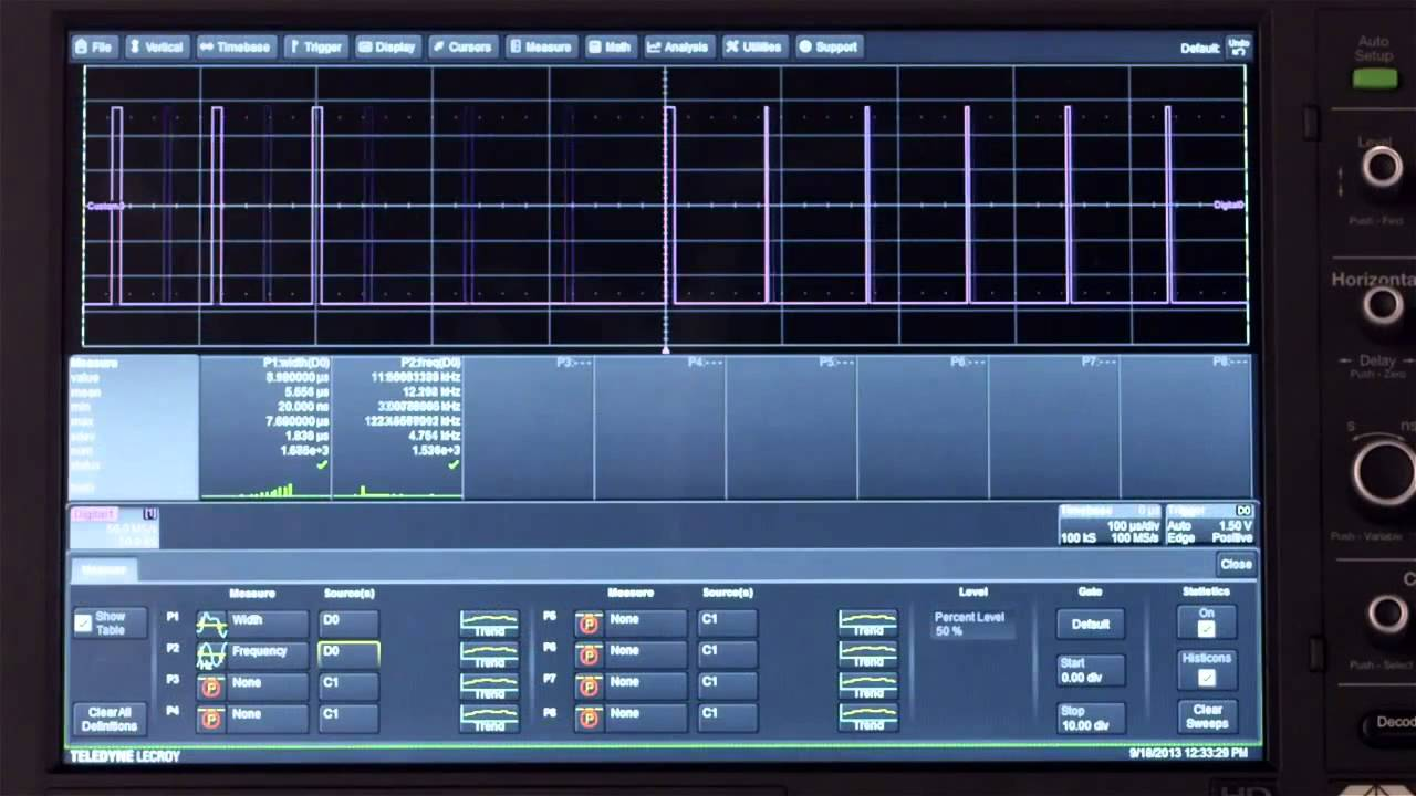 Teledyne LeCroy HDO4000 Oscilloscope Drivers for Windows 10