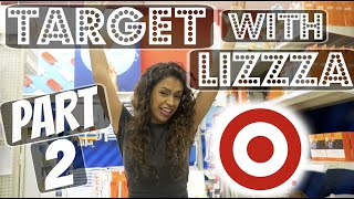 I BOUGHT THE STORE. TARGET WITH LIZZZA! PART 2 | Lizzza(I live, breathe, eat, give birth at Target. I'm in love, and not ashamed. Thanks for watching babes! Thumbs up for spending my income at Target?! Check out my ..., 2016-06-01T23:30:01.000Z)