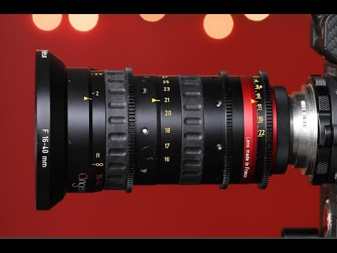 Angenieux Optimo Style Zoom Lenses - Things to Know