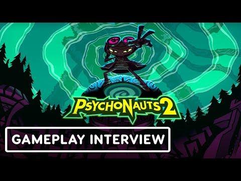 Psychonauts 2 Gameplay Walkthrough – IGN LIVE | E3 2019