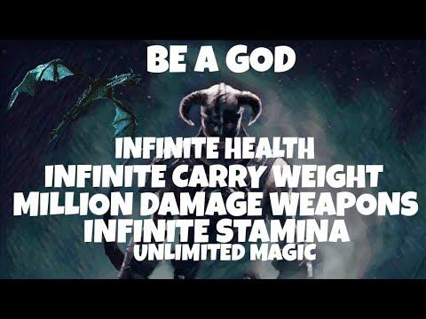 Skyrim Switch God mode