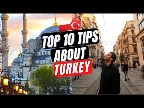 Top 10 TIPS For TRAVELING TURKEY – EVERYTHING You Need BEFORE VISITING Istanbul, Turkey