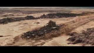MC Noize - На Марсе Классно (Кадры из фильма Джон Картер)