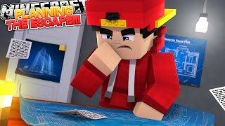 Minecraft Adventure - PLANNING JACKS PRISON BREAK!!!
