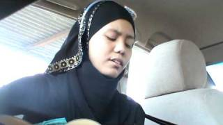 Talking to the moon (cover) - NajwaLatif