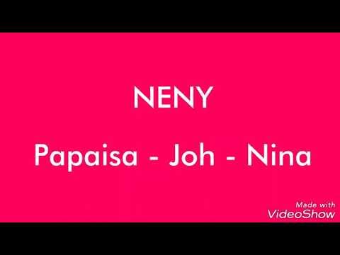 NENY - Papaisa/Joh/Nina