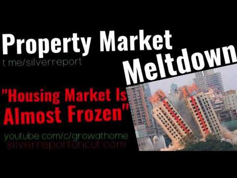 China's Property Market Meltdown Begins As Evergrande Panic Spreads, Net Worth To Disposable Income