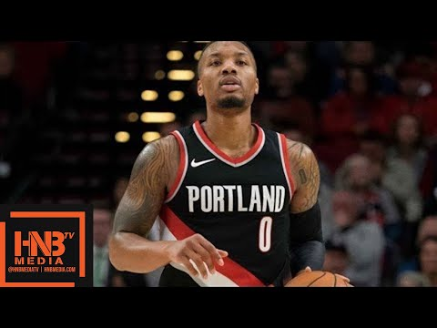 Sacramento Kings vs Portland Trail Blazers 1st Qtr Highlights / Week 5 / 2017 NBA Season