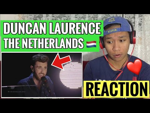 Eurovision 2019: The Netherlands | Duncan Laurence - Arcade 2nd Semifinals [REACTION]